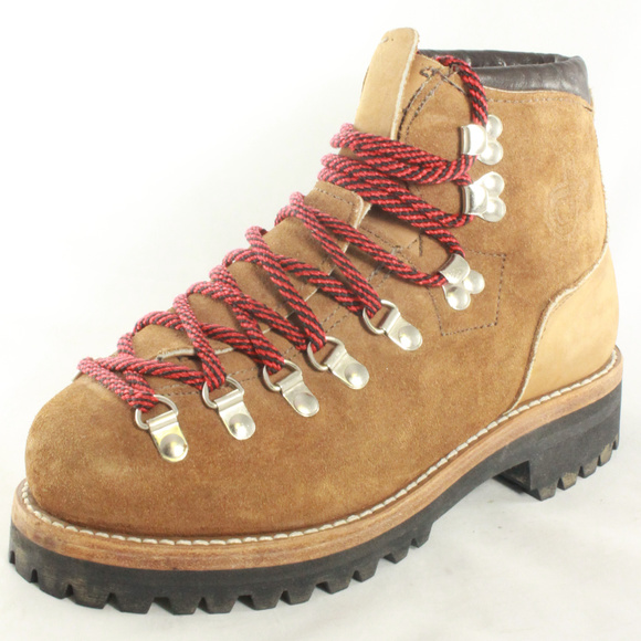 e0efb9a60f1f1 Vintage DEXTER Hiking Camping Trail Boots Like New